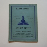 Harry Stanley